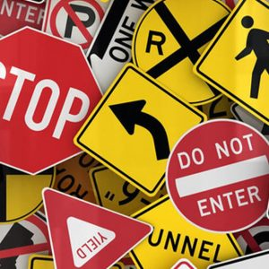 TRAFFIC SIGN SUPPLIES