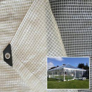 Sanitation Tent Materials